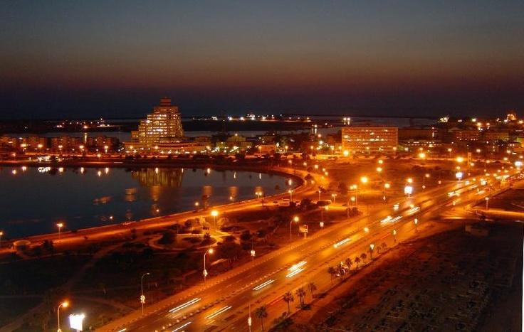 OO Benghazi!! Inshallah someday I'll reach this City :)