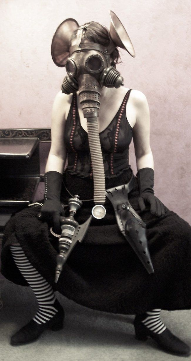 253 best gas mask images on Pinterest