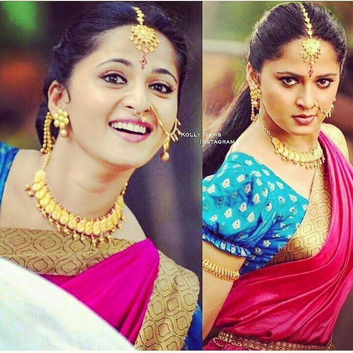 "689 Likes, 4 Comments - PRABHAS and ANUSHKA SHETTY (@praanushka) on Instagram: ""This took my heart away ❤ #bahubali2 #devasena  Credits - @anushka_shetty_lovers"""