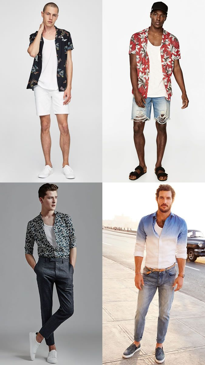 Men's Vests Fashion & Style Outfit Inspiration Lookbook