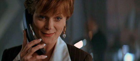 Miss Moneypenny III (Samantha Bond)