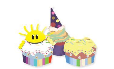 Traktaties, uitnodigingen, spelletjes en versieringen voor je kinderfeest