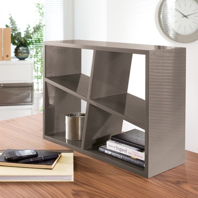 Superior Mini Bookcase Stone £79 Awesome Design