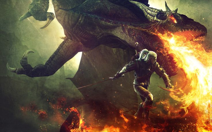General 1920x1200 The Witcher The Witcher 2 Assassins of Kings Geralt of Rivia