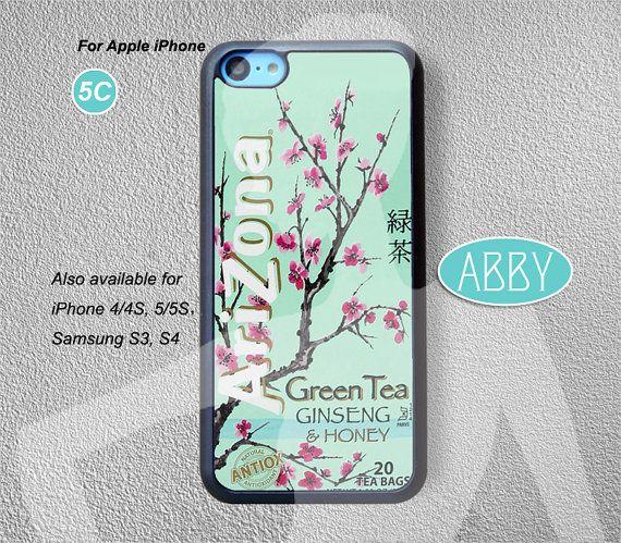 iPhone cases iPhone 5c case Arizona Green Tea by DesignerAbby, $8.99
