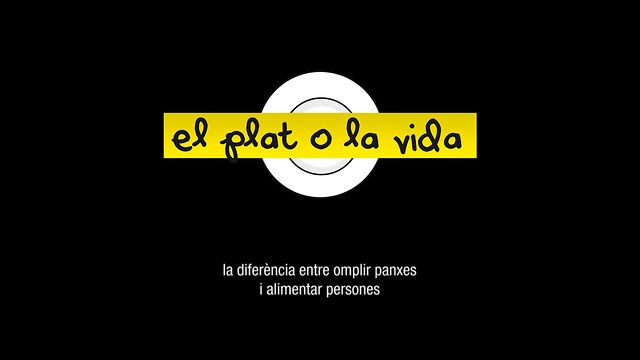 #DOCUMENTAL - EL PLAT O LA VIDA (V.O.) by Claraboia. ¡DESCÁRGALO y comparte!: http://www.elplatolavida.org/?lang=esUna documentada y atinada reflexión sobre la alimentación de los más pequeños en los colegios.  CAMPAÑA: http://www.verkami.com/projects/1171-el-plat-o-la-vida