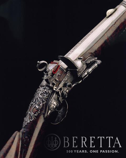 Crazy looking Beretta...   Guns   Pinterest