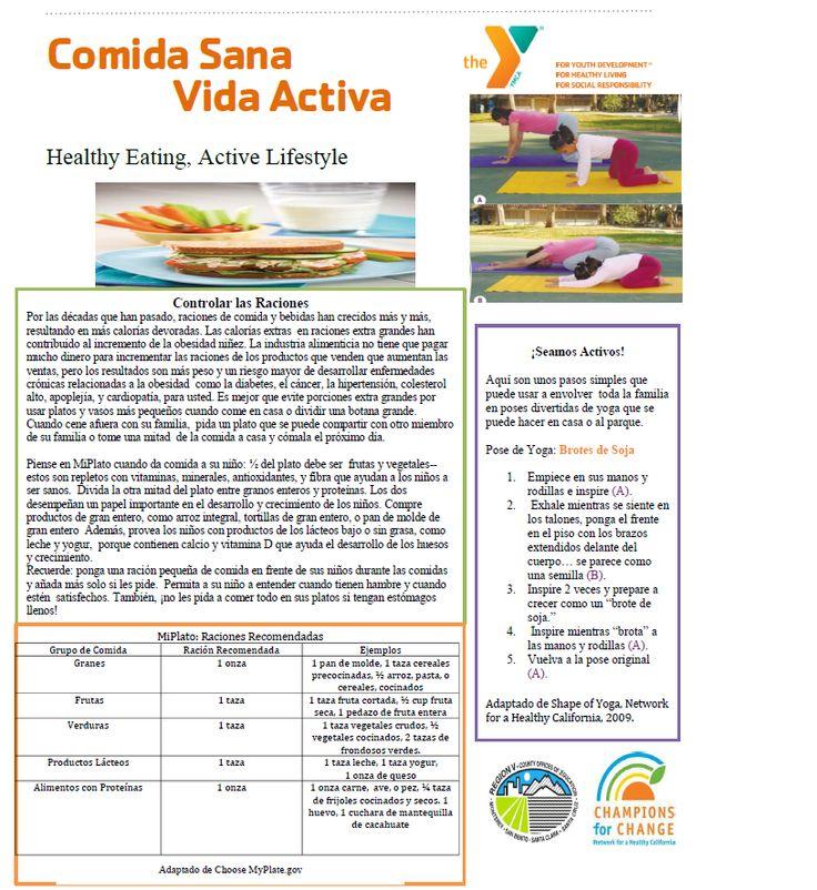 October Parent Newsletter p.1 in Spanish.