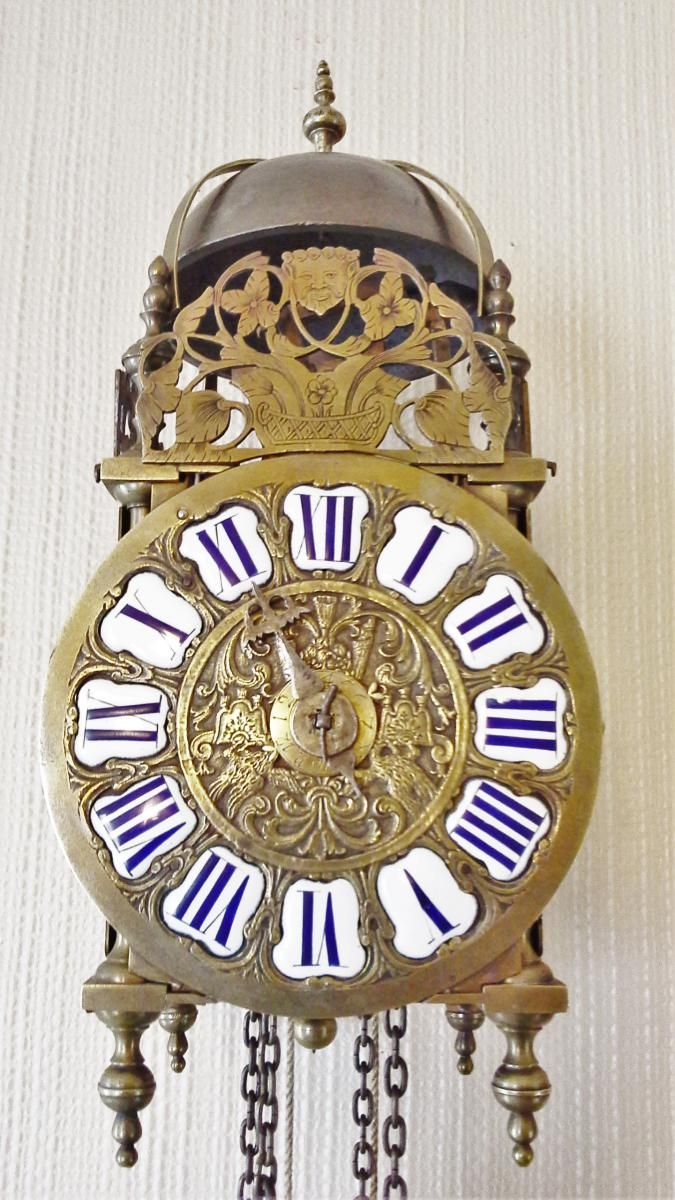 Horloge Lanterne Louis XIV, Laurent, Proantic