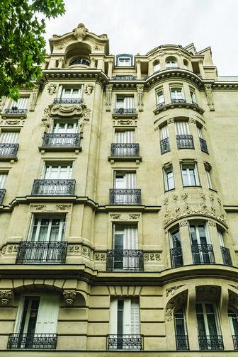 Fiction: A Paris Apartment