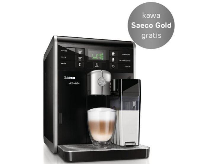 Kup już teraz Saeco Moltio One Touch Cappuccino HD 8769/09 1850 W w Satysfakcja.pl >  Błyskawiczna wysyłka i najniższe ceny!