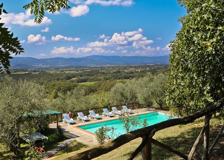 Agriturismo in Toscane - MrsNomad & Kids