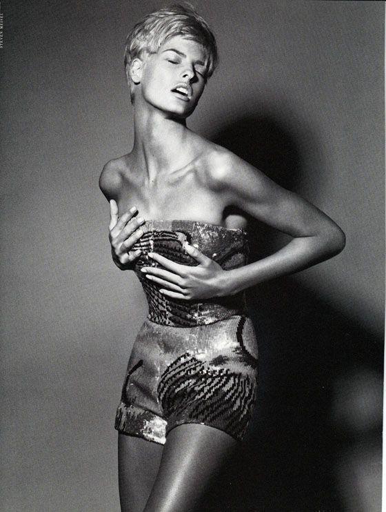 177 best Vogue Italia Editorials (Sozzani e Meisel) images ...