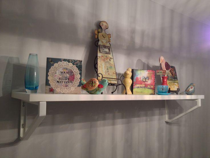 My Knick-Knack Shelf...