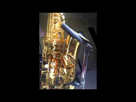 Kiss and Say Goodbye - The Manhattans - (Saxophone Cover)