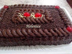 Culinarista Mauro Rebelo   Existe uma loja muito famosa que faz cupcakes e tem um cupcake de chocolate com cobertura de brigadeiro que é um...