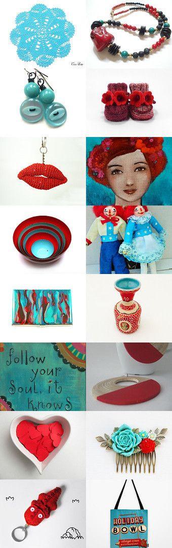 Stunning Gifts by Marlena Rakoczy on Etsy--Pinned+with+TreasuryPin.com