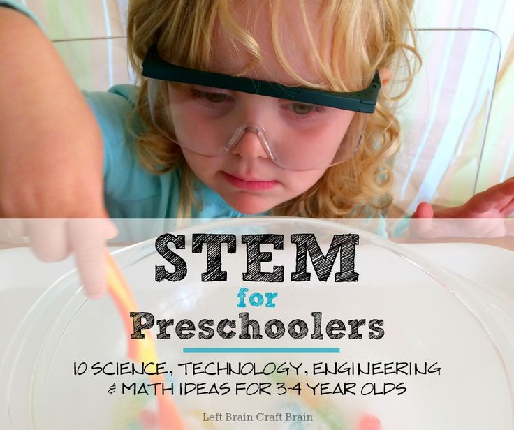 Stem School Kindergarten: 1000+ Images About STEM In Preschool On Pinterest