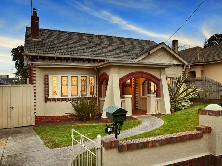 17 best images about californian bungalow on pinterest for Bungalow house design with terrace