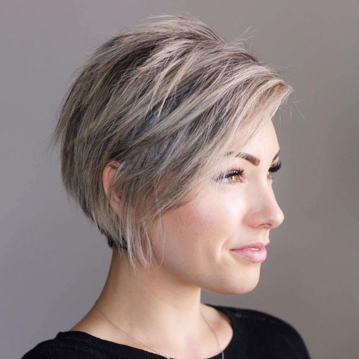 Pin by Heidi L on Haircuts in 2019 | Short hair styles ...