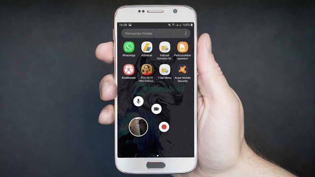 2 Cara Merekam Layar Hp Tanpa Aplikasi Tambahan Berlayar Aplikasi Android