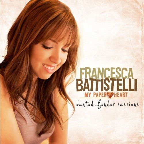 MY PAPER HEART (DELUXE) by Francesca Battistelli - CD