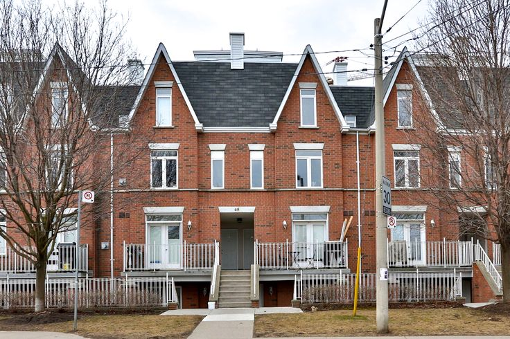 Check out this two bedroom townhouse just steps from shops, restaurants, transit and amenities on King West!