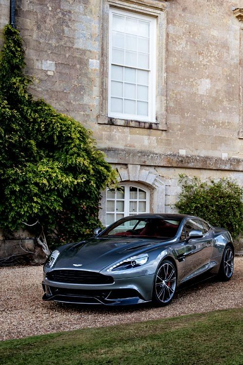 Aston Martin - Man I hate having to fix 70% of the car captions because people don't know what the hell their talking about.  This car's original caption said this was a Bentley. What?