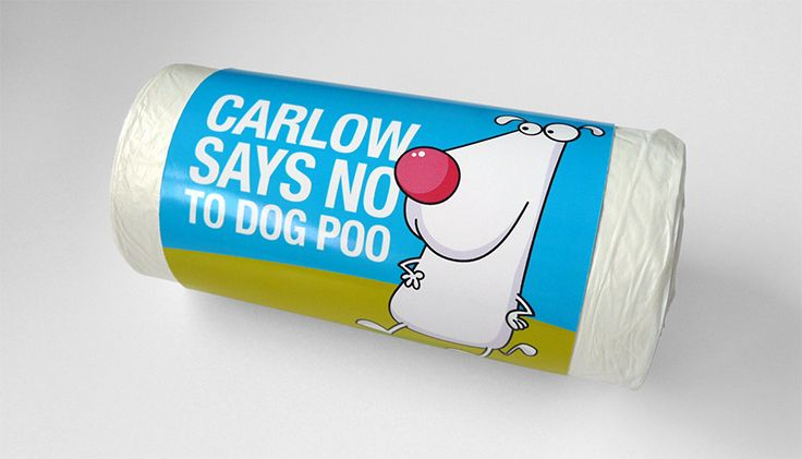 Carlow Local Authorities -  Carlow Dog Fouling Campaign. www.akgraphics.ie