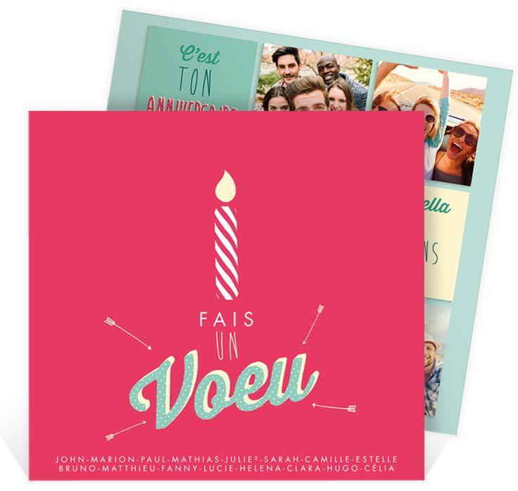 1000 ideas about carte anniversaire adulte on pinterest id e anniversaire 30 ans carte. Black Bedroom Furniture Sets. Home Design Ideas