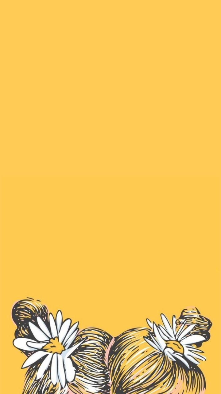 Pin by 𝓝𝓐𝓢𝓞𝓜 🕊 on ♡︎ Iphone wallpaper yellow, Aesthetic