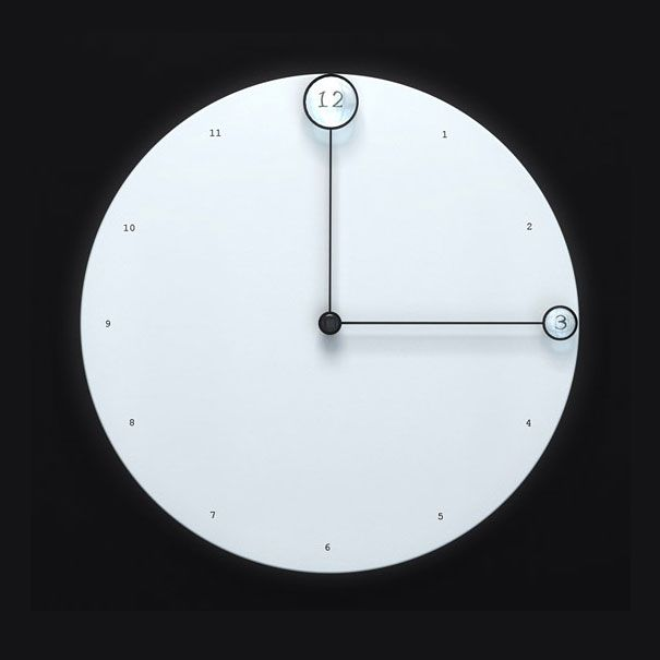 Attractive 25 Cool And Unusual Clocks Great Ideas
