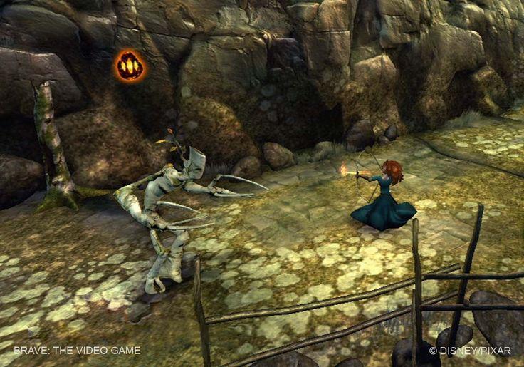 Brave Game Screenshot