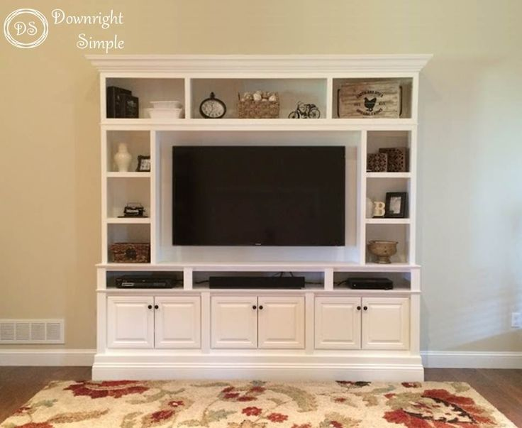 kitchen cabinet features downright simple diy tv built in wall unit this is my 2500