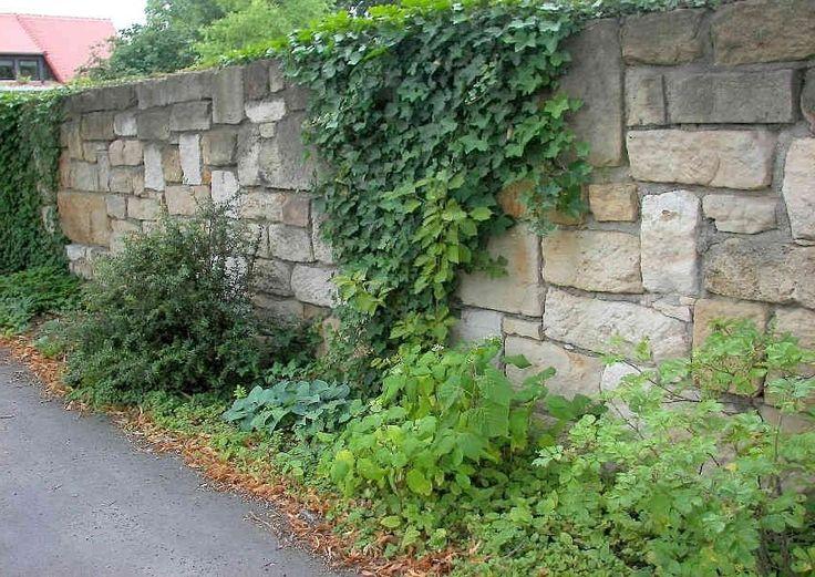 25+ best ideas about steinmauern on pinterest | gartenmauer stein, Best garten ideen
