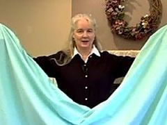 How To Fold a Fitted Sheet Video