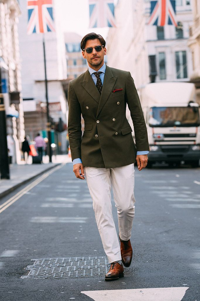 de214179c77a Best Street Style at London Fashion Week Men s  Spring 2019  PHOTOS  –  Footwear News