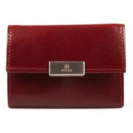 Adax nøgle pung 401101 rød