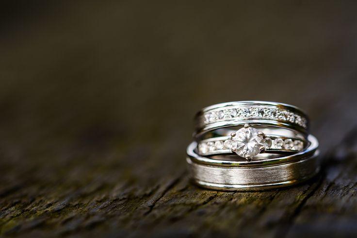 snubní prsteny a zásnubní prsten