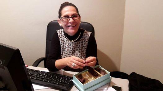 Rita la nostra direttrice festeggia il suo compleanno con tanti dolcetti <3