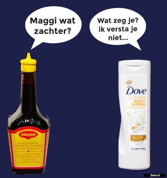Maggi wat.. - Zieer.nl