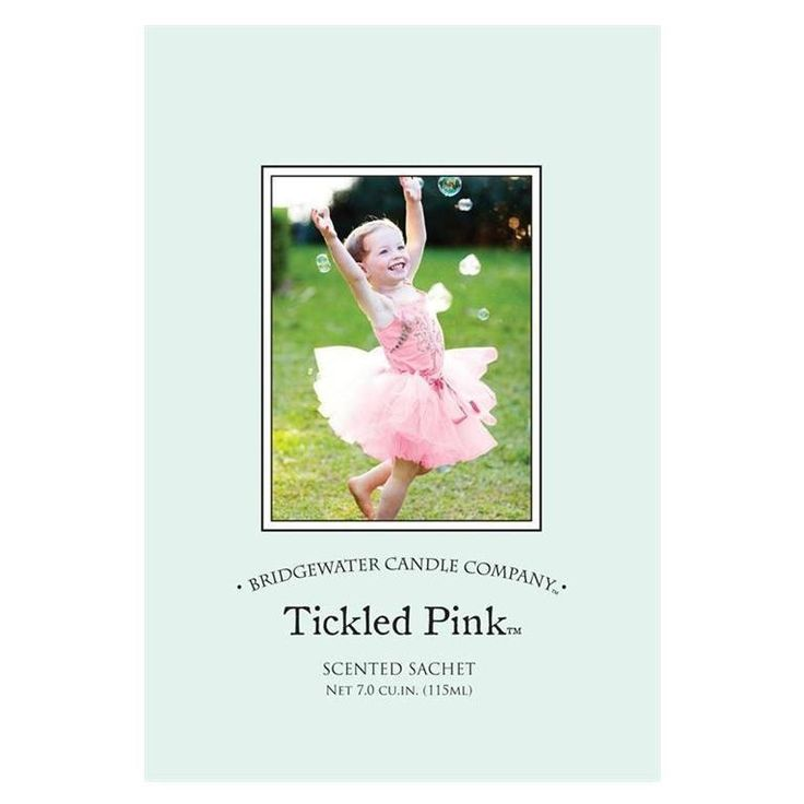 Bridgewater Candle Geurzakje Tickled Pink