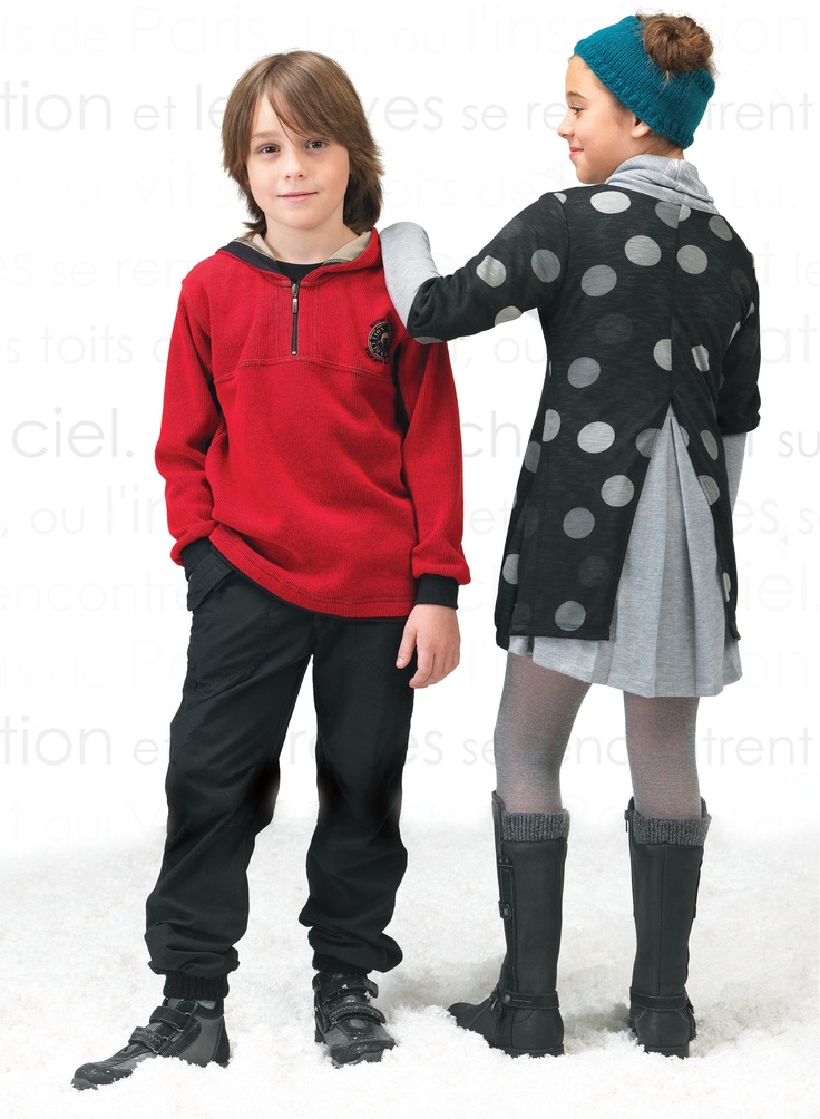 The perfect way to ensure your little ones are dressed in the height of style and comfort.