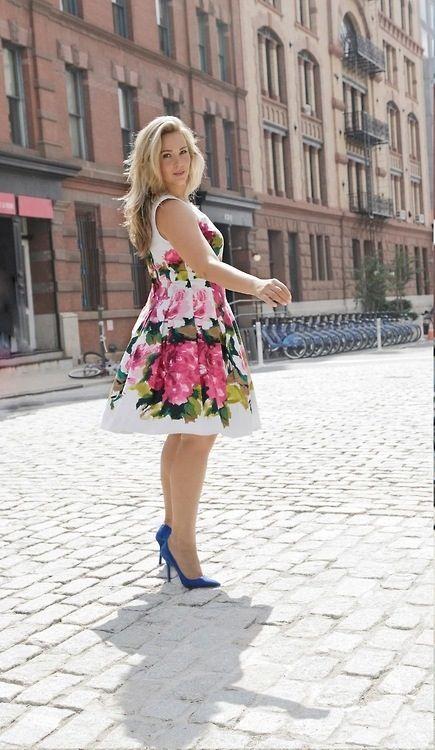 Street Plus Size Fashion