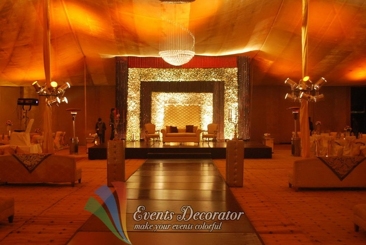 Walima is one of the two traditional parts of an Islamic wedding. The walima is performed after the nikah, or marriage ceremony. While walima is often used to describe a celebration of marriage.. It should be Excellent and Unique. We have lot of ideas to make your event more beautiful with excellent Decorations. Visit this site:. http://eventsdecorator.com/services/wedding-events/walima.html