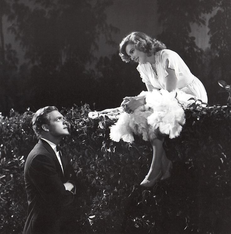 "Judy Garland (June 10, 1922 - June 22, 1969) as Lily Mars and Van Heflin (December 13, 1910 - July 23, 1971) as John Thornway in ""Presenting Lily Mars"", 1943 #actor"