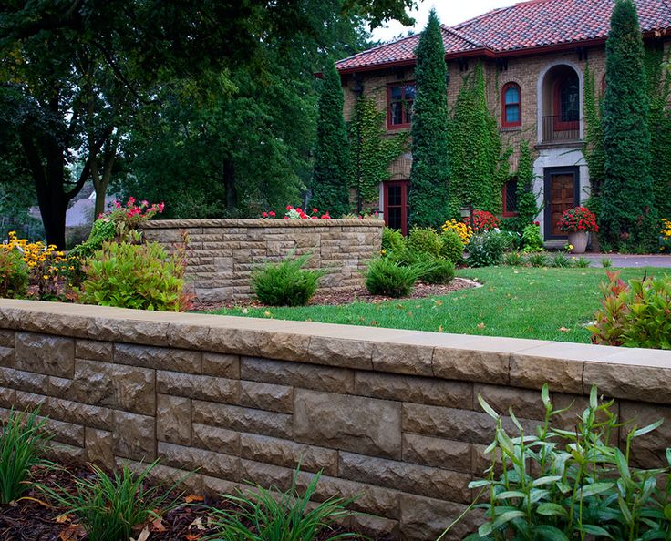 7 best Retaining Walls & Free Standing Walls images on ...