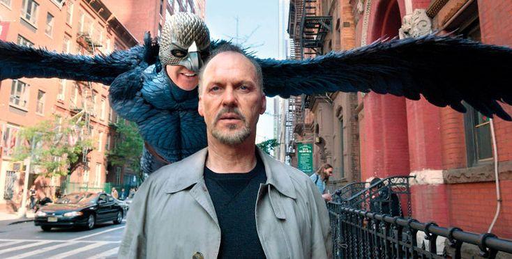 """Vencedor do Oscar de Melhor Filme, """"Birdman ou (A Inesperada Virtude da Ignorância)"""" tem exibição grátis e com música ao vivo em 3 de abril, domingo..."""