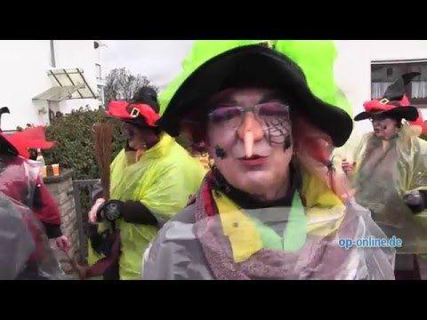 Orwisch: Rosenmontagszug trotz Sturmwarnung