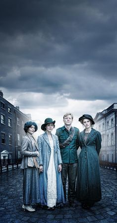 Created by Colin Teevan. With Niamh Cusack, Brian Gleeson, Sarah Greene, Gus McDonagh. Rebellion is a five part serial drama about the birth of modern Ireland. The story is told from the perspectives of a group of fictional characters who live through the political events of the 1916 Easter Rising.